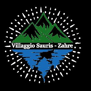 Logo Villaggio Sauris Zahre White